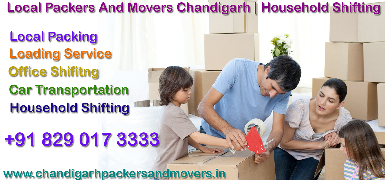 Best Movers And Packers Chandigarh