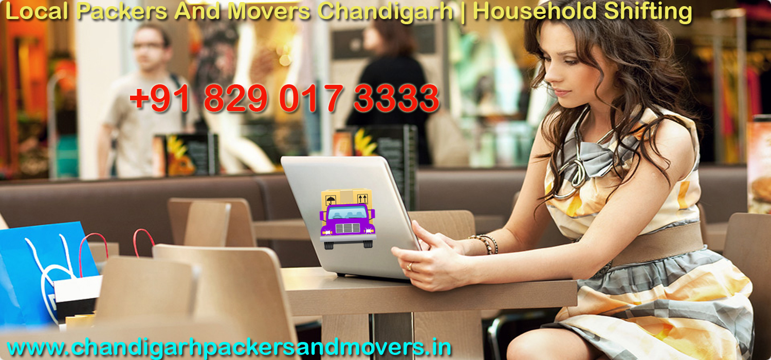 Packers and Movers Chandigarh Local