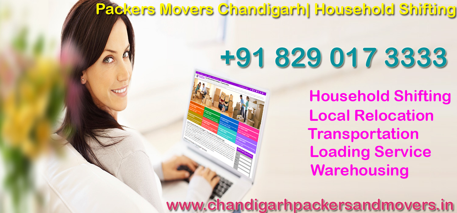 Packers and Movers chandigarh Charges